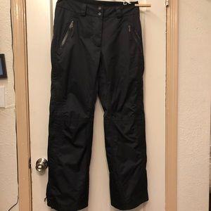 Womens Columbia Titanium Omni-Tech Snow Pants